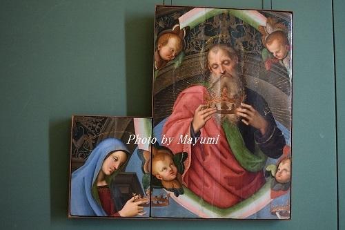 ラファエッロと父ジョヴァンニ・サンティ♪ - ローマより愛をこめて