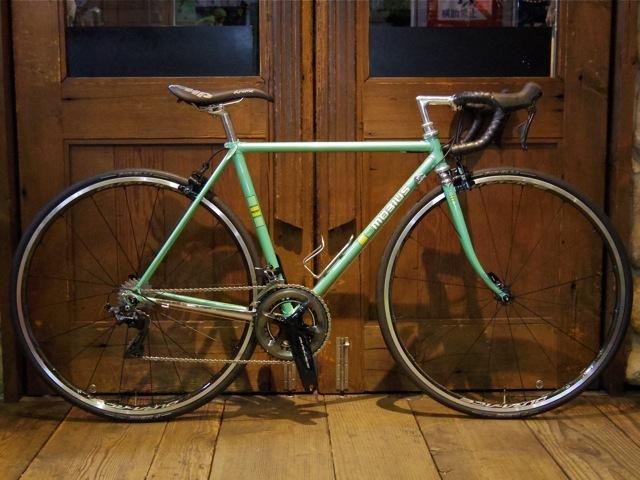 MOBIUS Road bike_e0132852_17135325.jpg