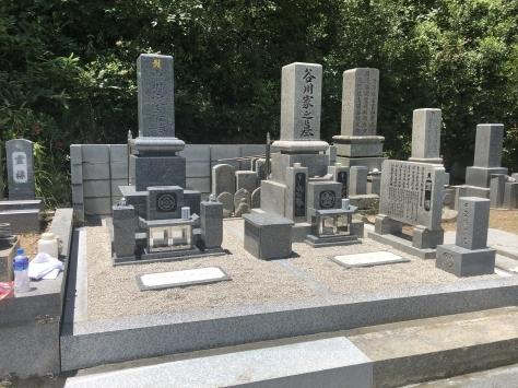 二世帯のお墓 お墓の整理_c0160758_12570235.jpg