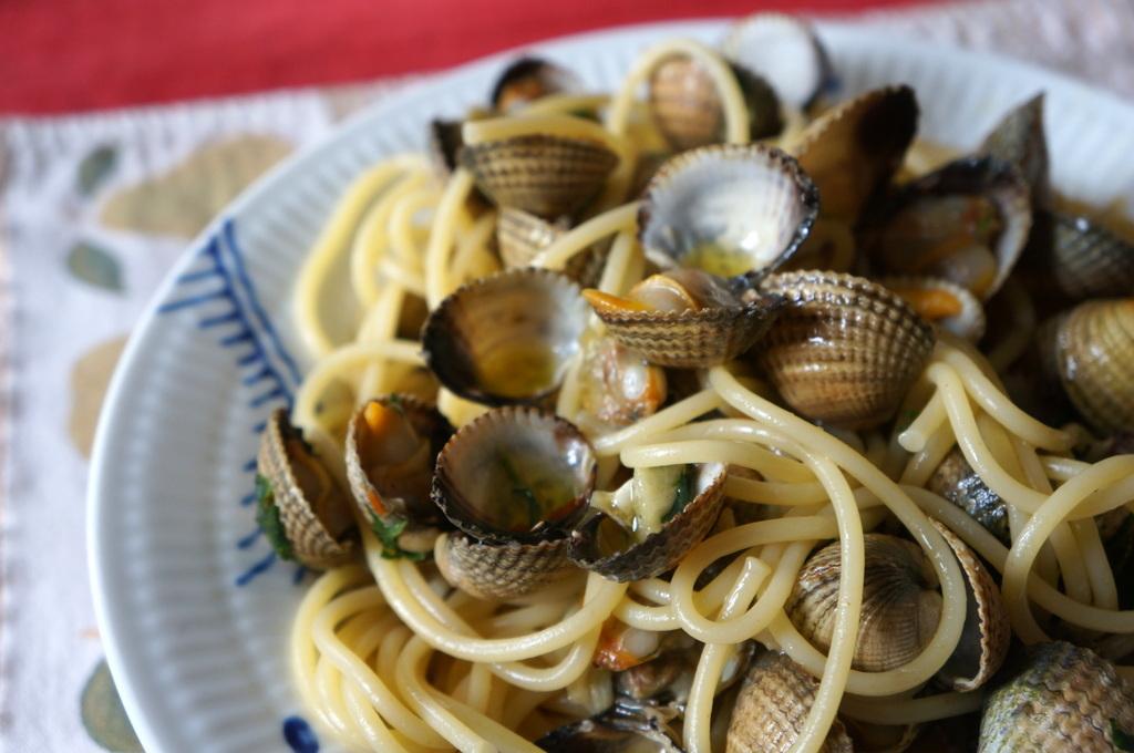 笊貝と鯛の塩漬け_c0180686_10102081.jpg