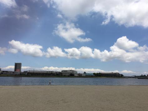 ふるさとの原風景。母なる海。ふるさとの浜辺公園。_a0112393_02240885.jpg