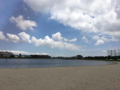 ふるさとの原風景。母なる海。ふるさとの浜辺公園。_a0112393_02241410.jpg