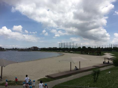 ふるさとの原風景。母なる海。ふるさとの浜辺公園。_a0112393_02242414.jpg