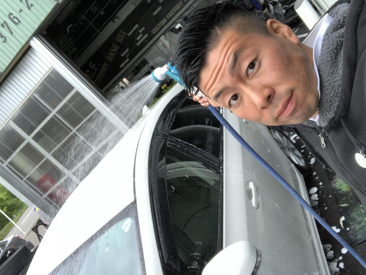 6月18日(月)トミーベース カスタムブログ☆Y様プリウスα☆M様ワゴンRが納車となりました☆_b0127002_11304344.jpg