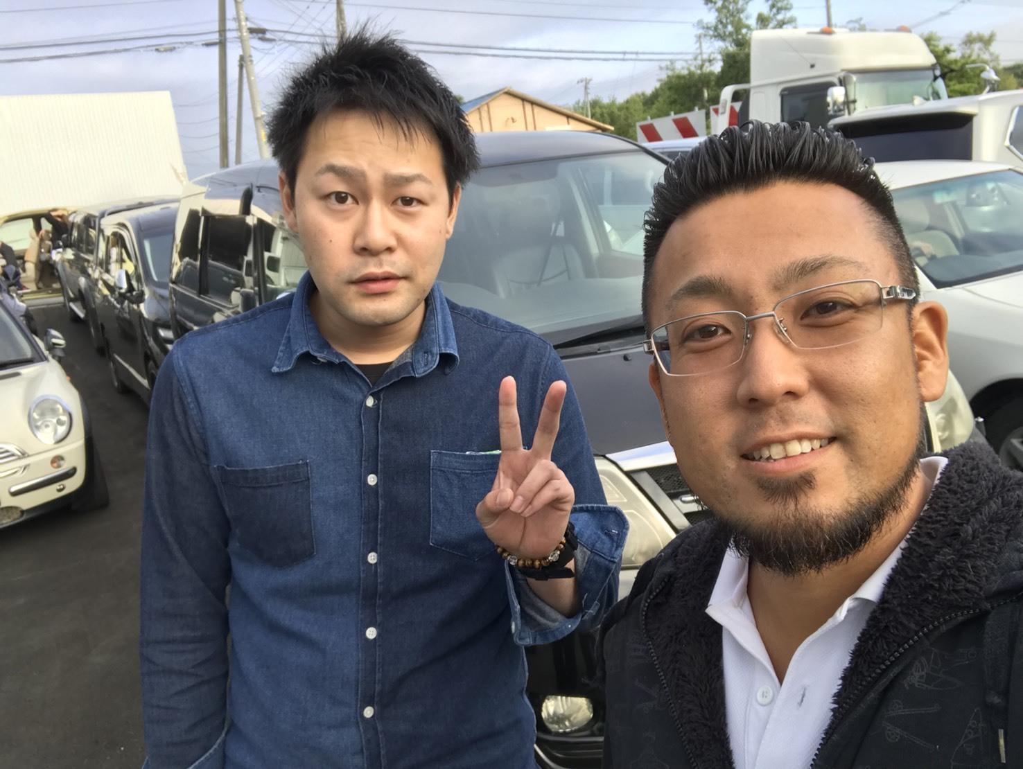 6月18日(月)トミーベース カスタムブログ☆Y様プリウスα☆M様ワゴンRが納車となりました☆_b0127002_12060985.jpg