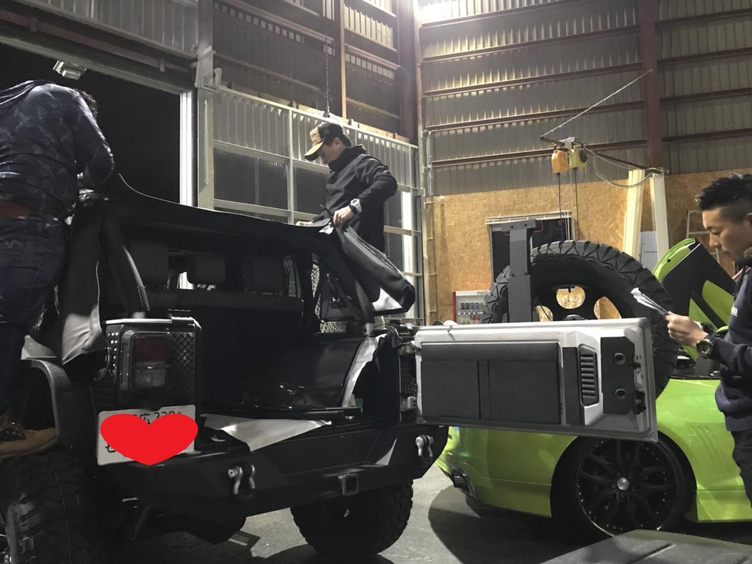 6月18日(月)トミーベース カスタムブログ☆Y様プリウスα☆M様ワゴンRが納車となりました☆_b0127002_12103674.jpg