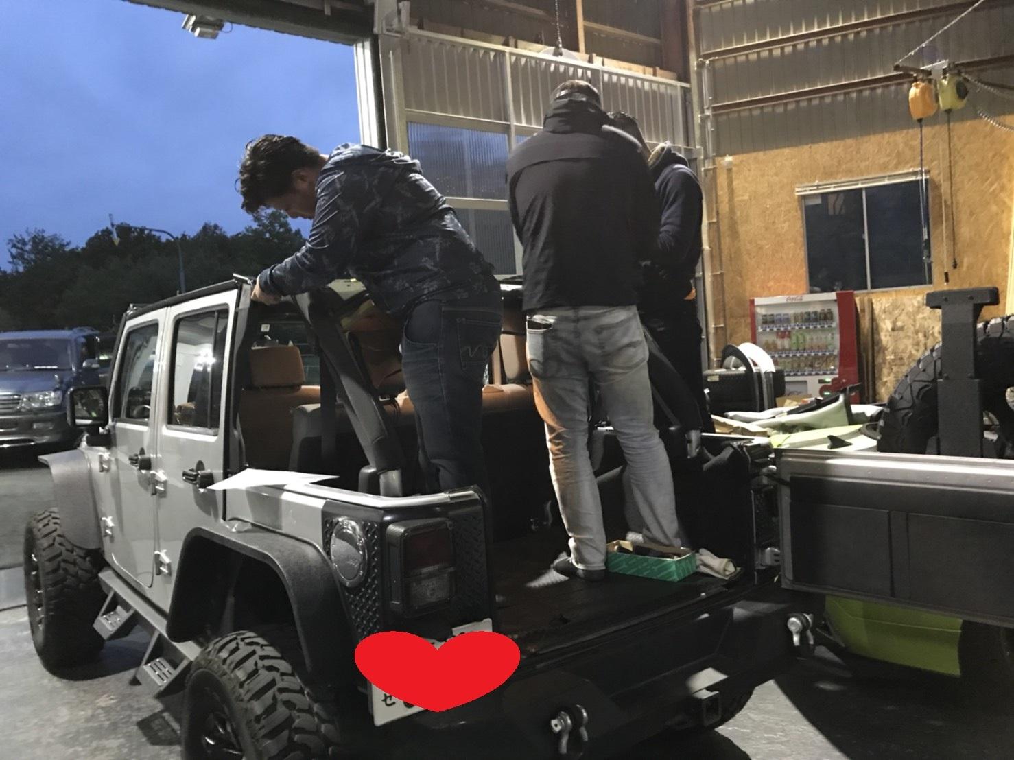 6月18日(月)トミーベース カスタムブログ☆Y様プリウスα☆M様ワゴンRが納車となりました☆_b0127002_12111057.jpg