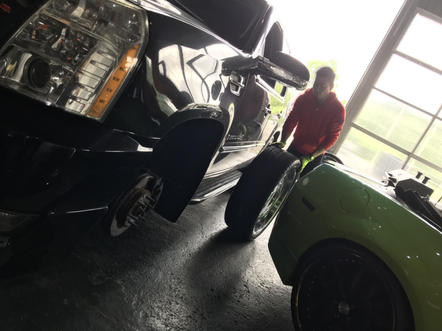 6月18日(月)トミーベース カスタムブログ☆Y様プリウスα☆M様ワゴンRが納車となりました☆_b0127002_12211289.jpg