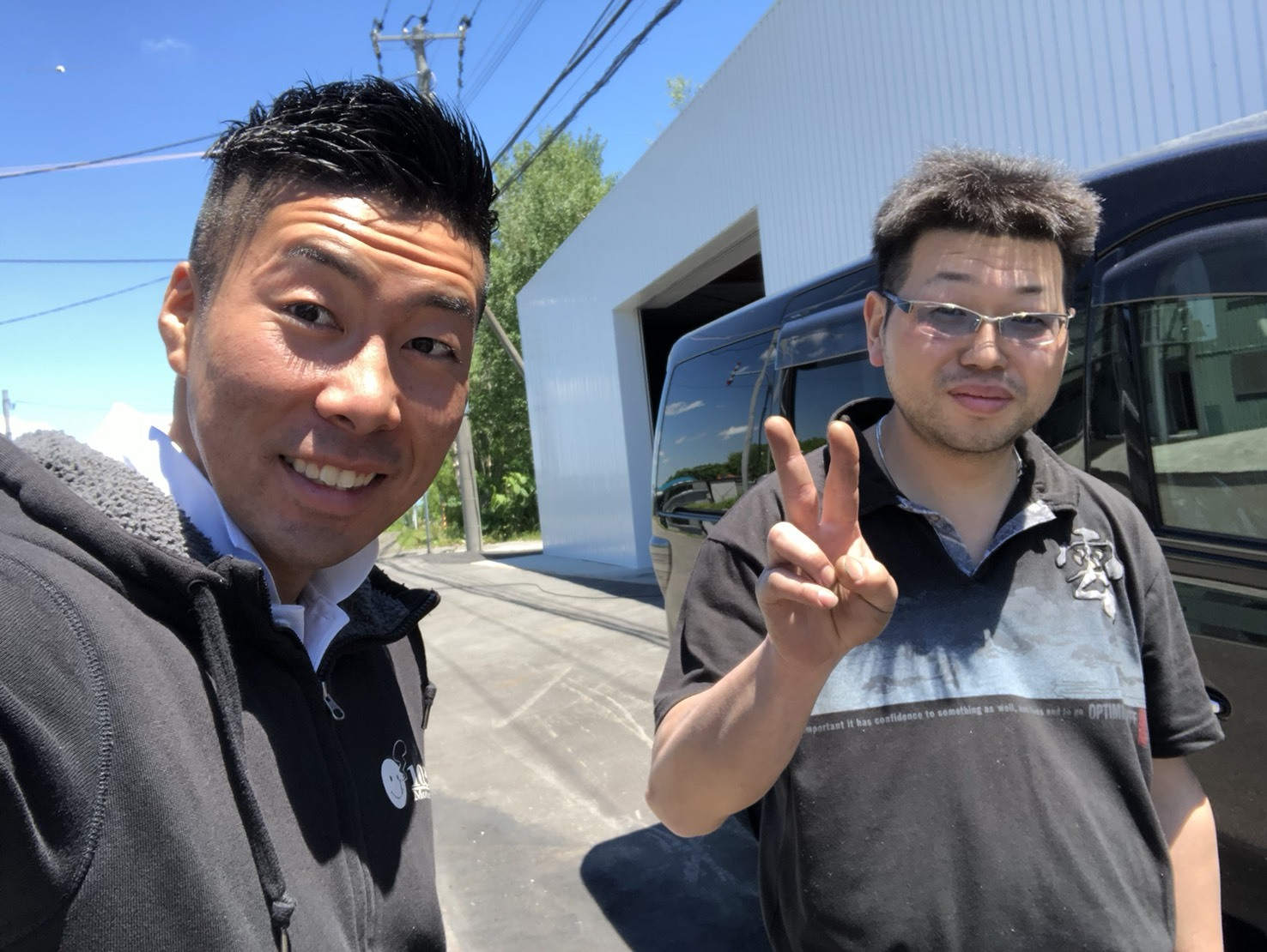 6月18日(月)トミーベース カスタムブログ☆Y様プリウスα☆M様ワゴンRが納車となりました☆_b0127002_12355961.jpg
