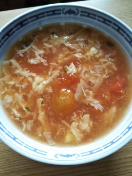 トマトと卵のスープ_f0316507_20483048.jpg