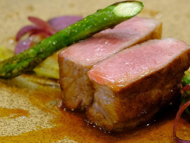 「外苑前 レストラン naître(ネトル)  梅島シェフを迎えてのディナーコース」