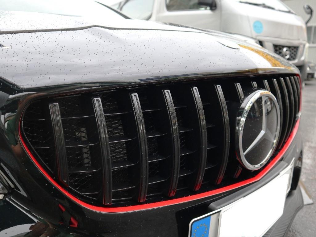 AMG CLA45にパナメリカーナグリルを装着です。_e0188729_16351282.jpg