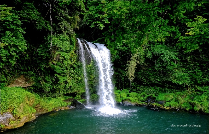 新緑の慈恩の滝_f0315034_16521438.jpg