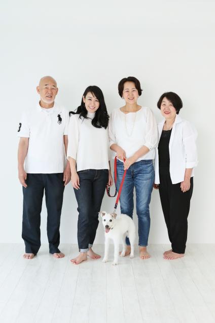 4人+1匹=家族_d0375837_16285685.jpg