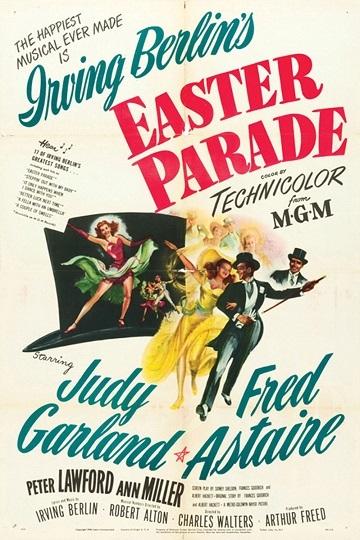 イースター・パレード Easter Parade  (名画再見シリーズ)_e0040938_17241893.jpg