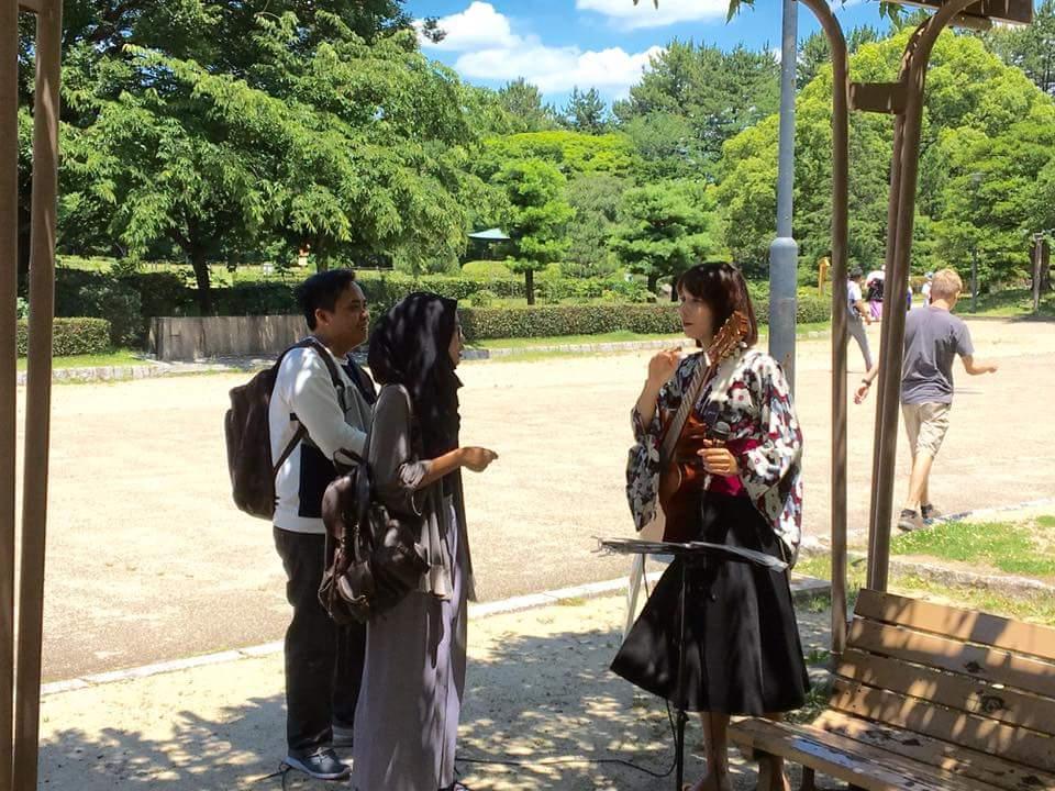 名古屋城での演奏、ありがとうございました!_f0373339_11305142.jpg