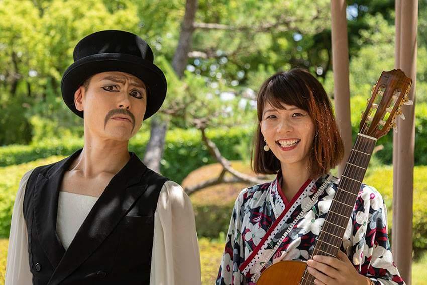 名古屋城での演奏、ありがとうございました!_f0373339_11305251.jpg