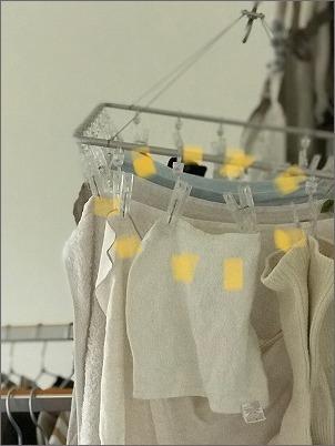 【 夫と家事 ―洗濯の干し方にひと言― 】_c0199166_11094775.jpg