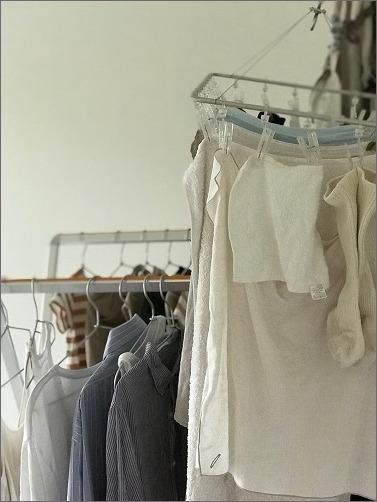 【 夫と家事 ―洗濯の干し方にひと言― 】_c0199166_11094890.jpg