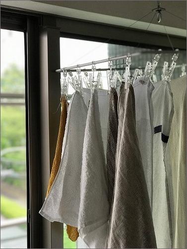 【 夫と家事 ―洗濯の干し方にひと言― 】_c0199166_11321376.jpg