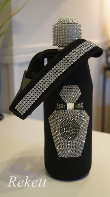 素敵なラインストーン香水瓶柄がポイントです~❤_f0029571_12154276.jpg