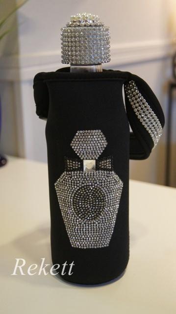 素敵なラインストーン香水瓶柄がポイントです~❤_f0029571_12160499.jpg