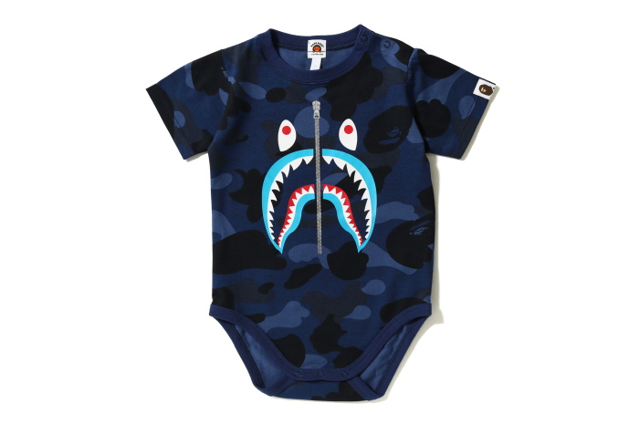 COLOR CAMO SHARK BODYSUIT_a0174495_17423263.jpg