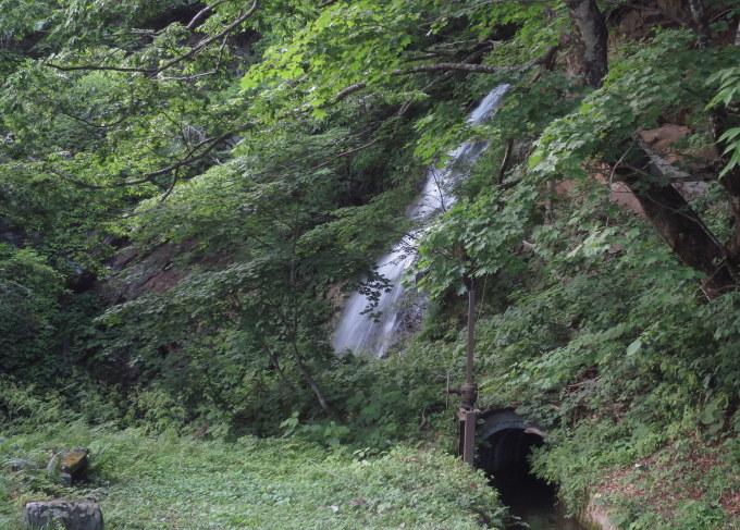 深緑の不動滝_a0214206_23062809.jpg