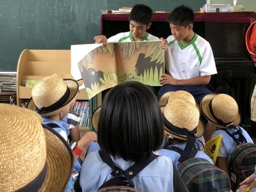 中学生の実習_c0107515_21201191.jpeg