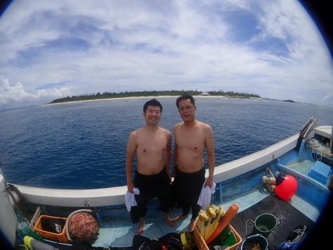 6月18日水納島ファンダイビング&恩納村体験ダイビング_c0070933_20580651.jpg