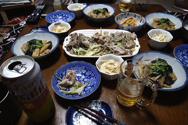 家呑み:金沢の姉の旦那さんと_a0083760_11385524.jpg