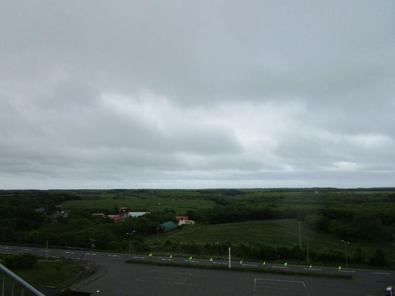 59日目【根室−釧路】暖かかった〜_e0201281_20574518.jpg