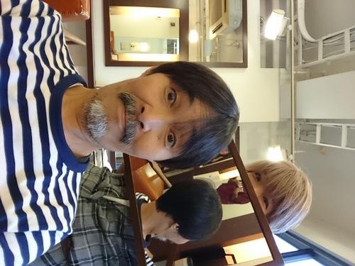 「まい泉川村さんとヘヤサロンNALU五味ちゃん」_a0075684_12371218.jpg