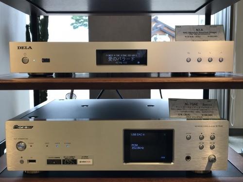 パイオニア N-70AEとDELA HA-N1AH20/2をUSB接続で聴く★_c0113001_00265610.jpg