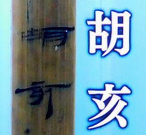 中国王朝 よみがえる伝説 悪女たちの真実 「趙妃」_b0044404_15104482.jpg