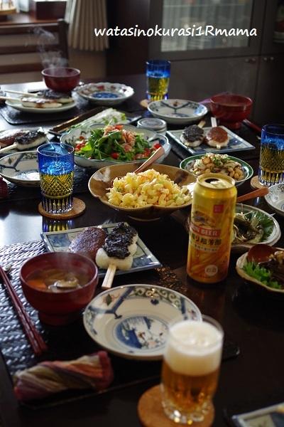飲茶会♪ 五平餅_c0365711_12505773.jpg