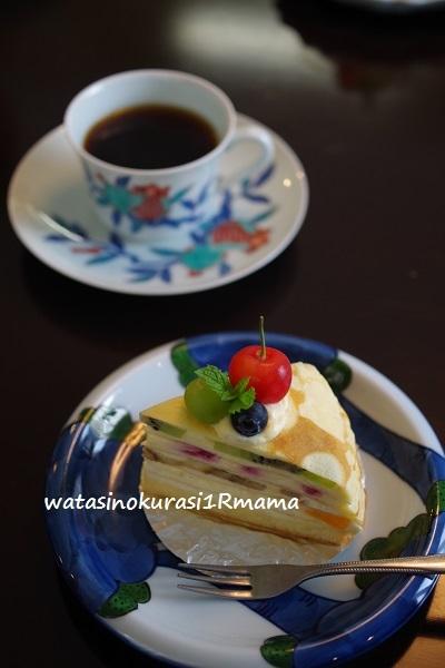 飲茶会♪ 五平餅_c0365711_12524849.jpg