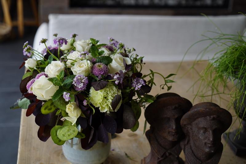 ブリュッセルでのお花のレッスン。_d0355818_17192603.jpg