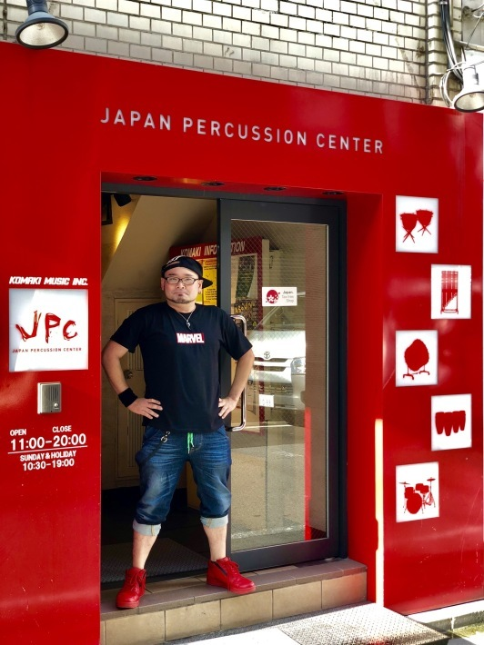 ギロフェア at ジャパンパーカッションセンター(コマキ楽器)_a0103940_02430763.jpeg