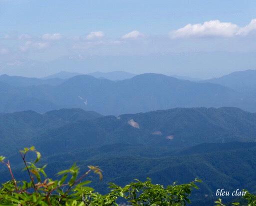 大日ヶ岳へ♪_b0270372_15582854.jpg