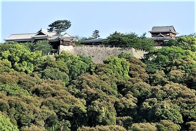 名城松山城を訪ねる旅、坊ちゃん列車路面電車の行き交う楽しい町松山・・・道後温泉と松山城、名君加藤義明_d0181492_15342918.jpg