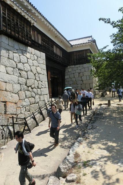 名城松山城を訪ねる旅、坊ちゃん列車路面電車の行き交う楽しい町松山・・・道後温泉と松山城、名君加藤義明_d0181492_16353228.jpg