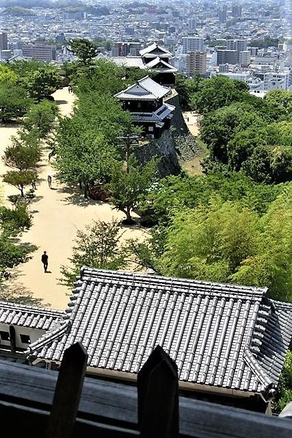 名城松山城を訪ねる旅、坊ちゃん列車路面電車の行き交う楽しい町松山・・・道後温泉と松山城、名君加藤義明_d0181492_22152381.jpg