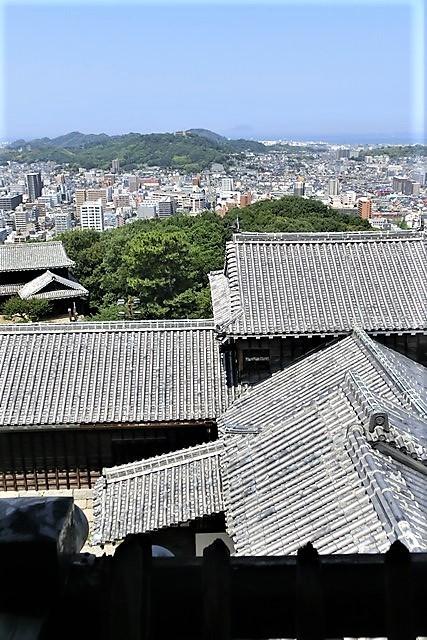 名城松山城を訪ねる旅、坊ちゃん列車路面電車の行き交う楽しい町松山・・・道後温泉と松山城、名君加藤義明_d0181492_22155232.jpg