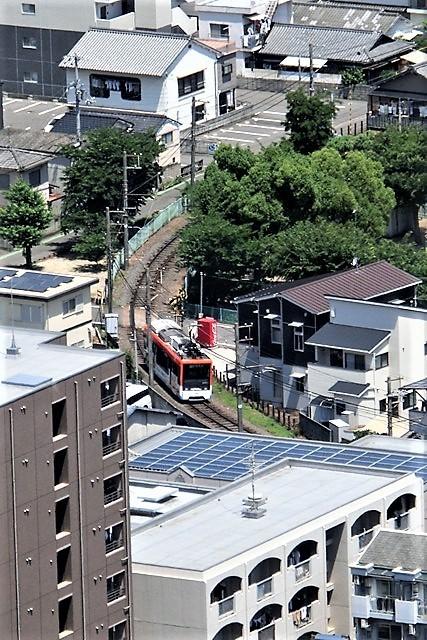 名城松山城を訪ねる旅、坊ちゃん列車路面電車の行き交う楽しい町松山・・・道後温泉と松山城、名君加藤義明_d0181492_22161741.jpg