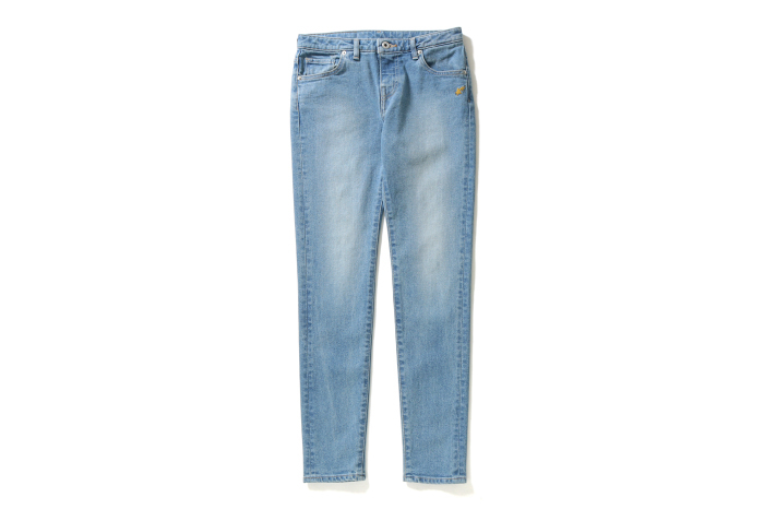 APE HEAD WASHED SKINNY DENIM PANTS_a0174495_12391507.jpg