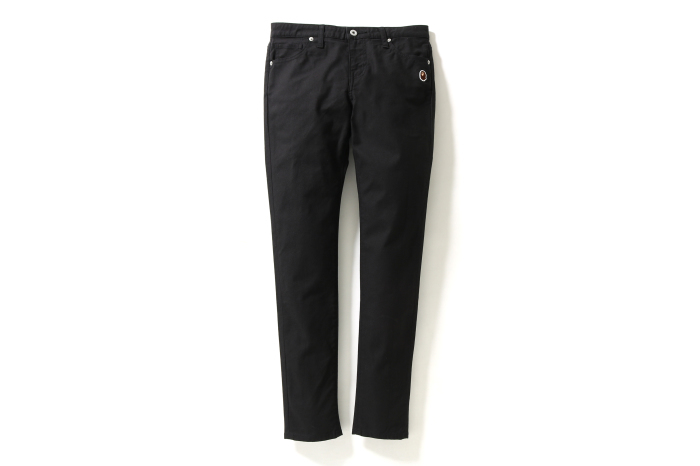 APE HEAD ONE POINT SKINNY PANTS_a0174495_12414209.jpg