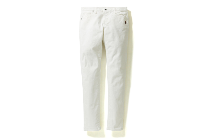 APE HEAD ONE POINT SKINNY PANTS_a0174495_12414733.jpg