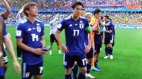 UNO 6/19(火) 日本 vs コロンビア 2018W杯ロシア大会_a0059812_00100955.jpg