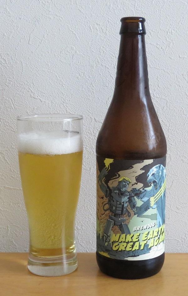 BREWDOG  MAKE EARTH GREAT AGAIN~麦酒酔噺その900~そしてその頃。。_b0081121_08061011.jpg